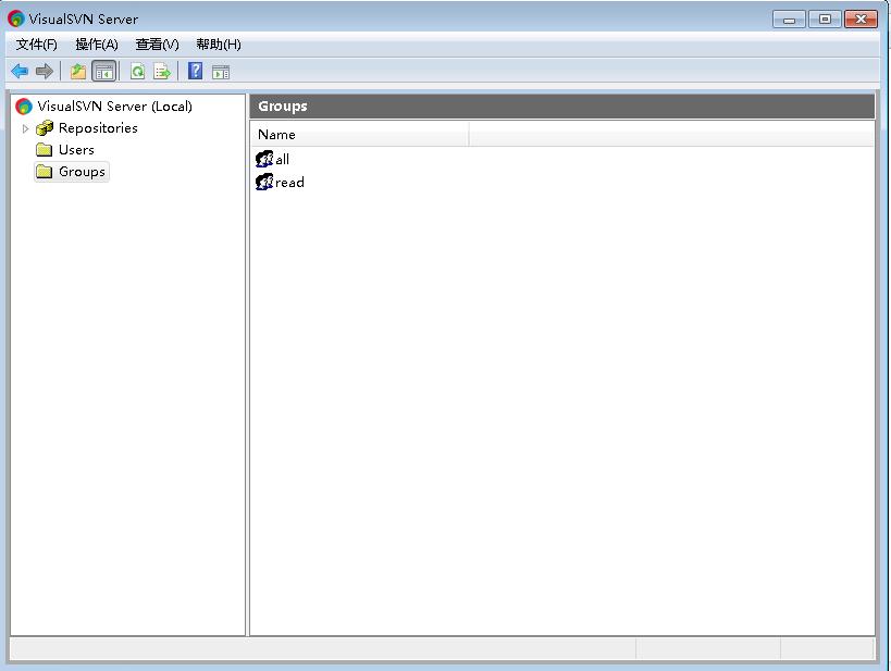 SVN服务器从windows迁移到linux